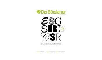 Cover des Magazins Der Börsianer