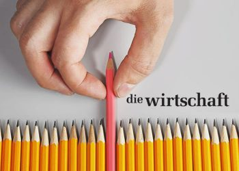 Logo des Magazins Die Wirtschaft