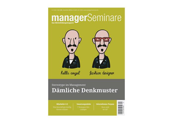 Titelbild von Managerseminare